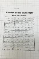 LO: To Identify Number Bonds